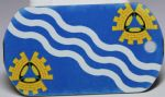 Merseyside County Flag Tag